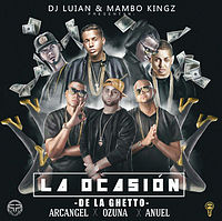 De La Ghetto Ft. Arcangel Ozuna Y Anuel AA - La Ocasion (Prod. DJ Luian Y Mambo Kingz) (WWW.ELGENERO.COM)KinJou.mp3
