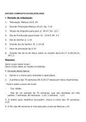 ESTUDO COMPLETO DA ESCATOLOGIA.docx