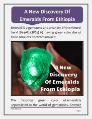A New Discovery Of Emeralds From Ethiopia.pdf