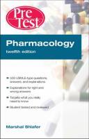 MCQs - Pretest Pharmacology 12e.pdf