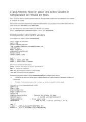 Asterisk Mise en place des boîtes vocales et configuration de l'envoie de mails.docx