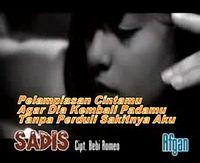 YouTube - Afgan - sadis - Karaoke.flv