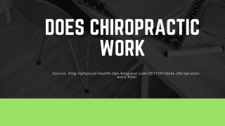 Does Chiropractic Work.pdf