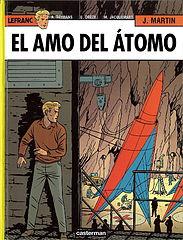 Lefranc 17 - El Amo del Atomo.cbr
