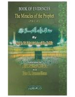 Book of Evidences, The Miracles of the Prophet - Ibn Kathi'r.pdf