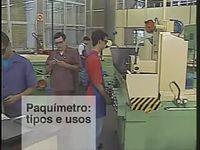 Telecurso 2000 Meca^nica   Metrologia 04 Paquimetro   tipos e usos.avi