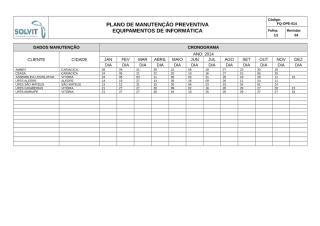 FQ-OPE-014 - Plano de MAnutenção Preventiva - INFORMÁTICA.doc