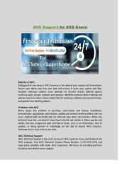 AVG Technical Support Phone Number...pdf