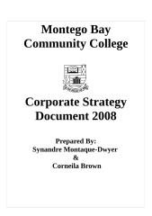 mbcc corporate strategy Complete.docx